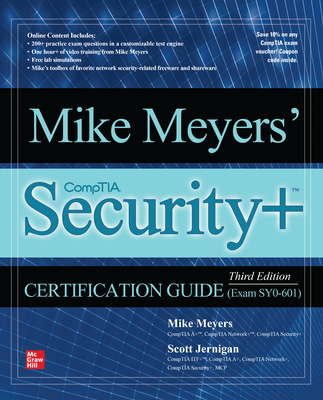 Mike Meyers' Comptia Security+ Certification Guide, Third Edition (Exam Sy0-601)-cover