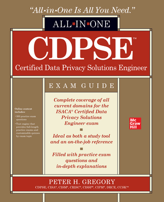 CDPSE Certified Data Privacy Solutions Engineer All-in-One Exam Guide-cover
