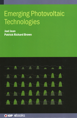 Emerging Photovoltaic Technologies-cover