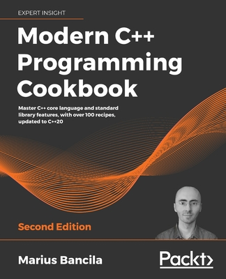 Modern C++ Programming Cookbook - Second Edition-cover