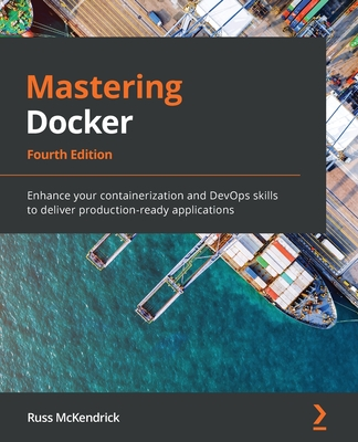 Mastering Docker, Fourth Edition-cover