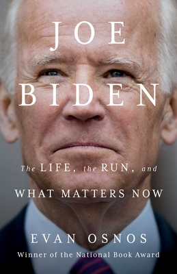 Joe Biden: The Life, the Run, and What Matters Now-cover