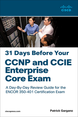 31 Days Before Your CCNP and CCIE Enterprise Core Exam-cover