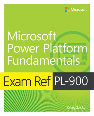 Exam Ref Pl-900 Microsoft Power Platform Fundamentals-cover