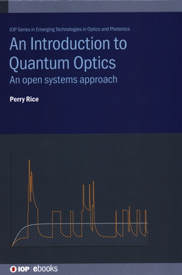 An Introduction to Quantum Optics: An open systems approach-cover