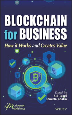 Blockchain for Business: How It Works and Creates Value-cover