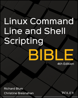 Linux Command Line and Shell Scripting Bible-cover