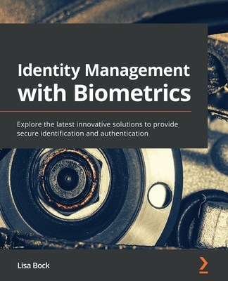 Identity Management with Biometrics-cover