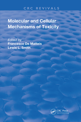 Molecular and Cellular Mechanisms of Toxicity-cover