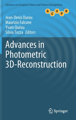 Advances in Photometric 3d-Reconstruction-cover