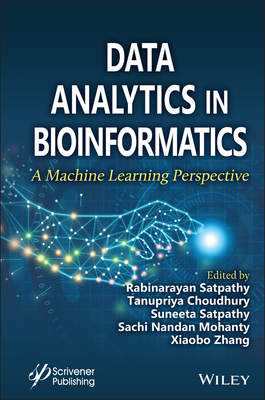 Data Analytics in Bioinformatics: A Machine Learning Perspective-cover