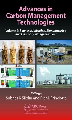 Advances in Carbon Management Technologies: Biomass Utilization, Manufacturing, and Electricity Management, Volume 2-cover