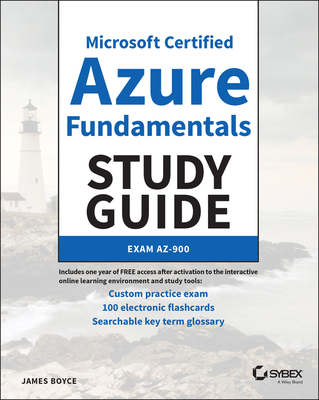Microsoft Certified Azure Fundamentals Study Guide: Exam Az-900-cover
