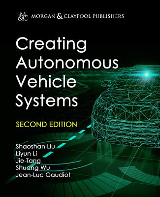 Creating Autonomous Vehicle Systems-cover