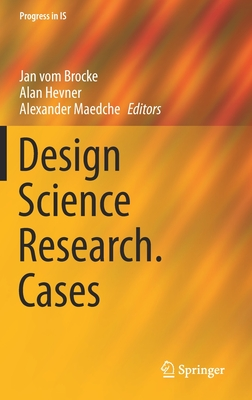 Design Science Research. Cases-cover