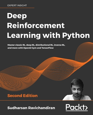 Deep Reinforcement Learning with Python - Second Edition-cover