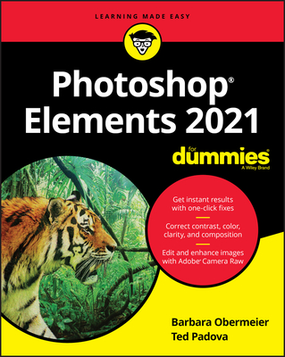 Photoshop Elements 2021 for Dummies-cover