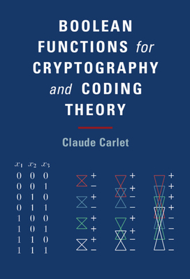 Boolean Functions for Cryptography and Coding Theory-cover