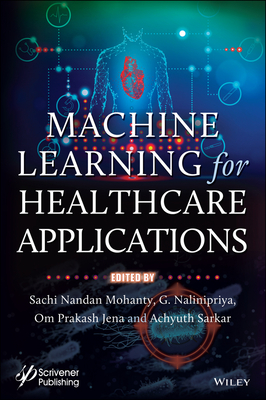 Machine Learning for Healthcare Applications-cover