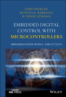 Embedded Digital Control with Microcontrollers: Implementation with C and Python-cover