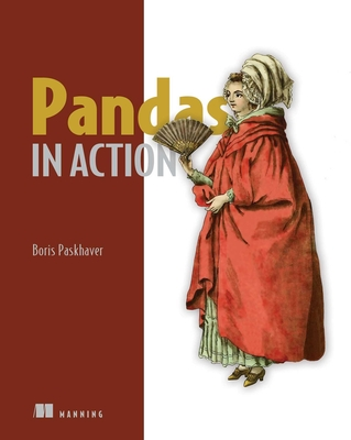 Pandas in Action-cover