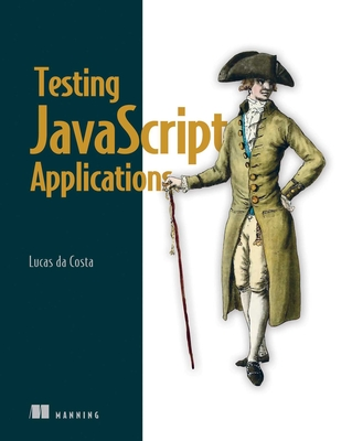 Testing JavaScript Applications-cover