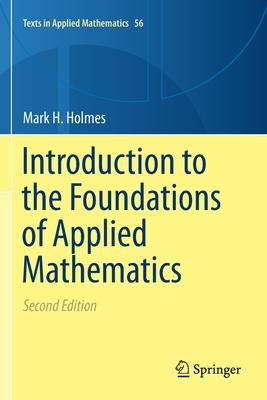 Introduction to the Foundations of Applied Mathematics 2/e-cover