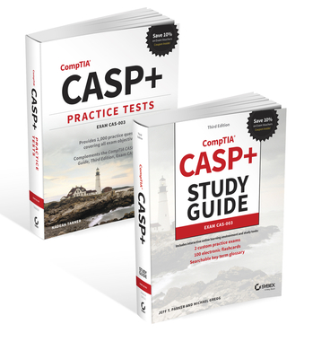 CASP+ Certification Kit: Exam CAS-003-cover