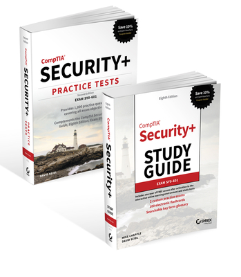 Comptia Security+ Certification Kit: Exam Sy0-601-cover