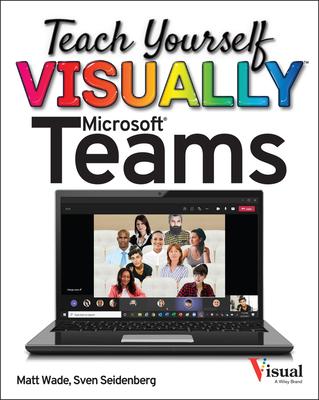 Teach Yourself Visually Microsoft Teams-cover