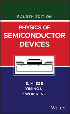 Physics of Semiconductor Devices-cover