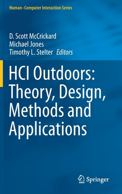Hci Outdoors: Theory, Design, Methods and Applications-cover