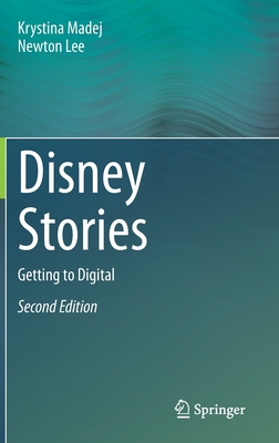 Disney Stories: Getting to Digital-cover