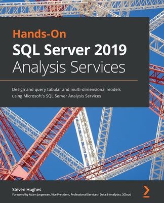 Hands-On SQL Server 2019 Analysis Services-cover