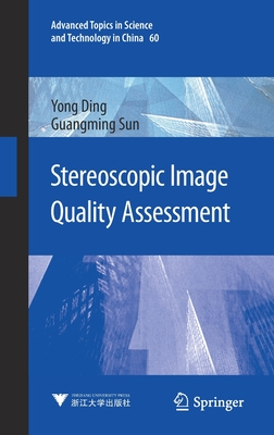 Stereoscopic Image Quality Assessment-cover