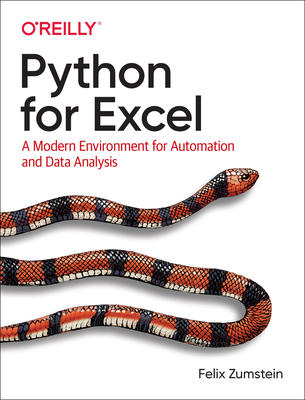 Python for Excel: A Modern Environment for Automation and Data Analysis-cover