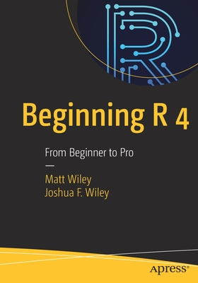Beginning R 4: From Beginner to Pro-cover