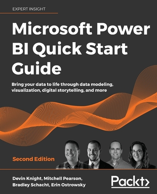 Microsoft Power BI Quick Start Guide, Second Edition-cover