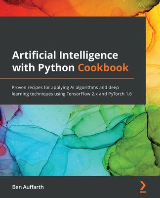 Artificial Intelligence with Python Cookbook-cover
