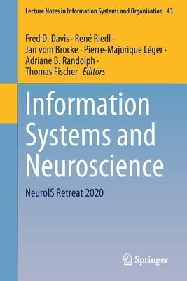 Information Systems and Neuroscience: Neurois Retreat 2020-cover