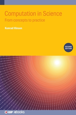 Computation in Science (Second Edition): From concepts to practice-cover