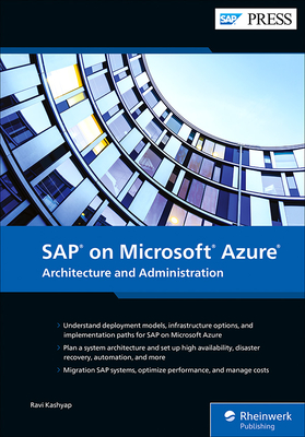 SAP on Microsoft Azure: Architecture and Administration-cover