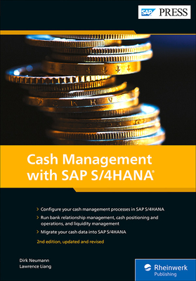 Cash Management with SAP S/4hana-cover