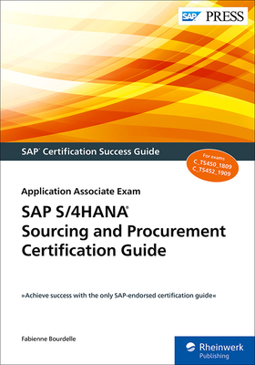 SAP S/4hana Sourcing and Procurement Certification Guide: Application Associate Exam-cover