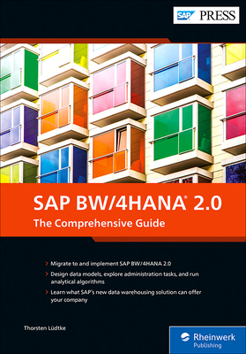 SAP Bw/4hana 2.0: The Comprehensive Guide-cover