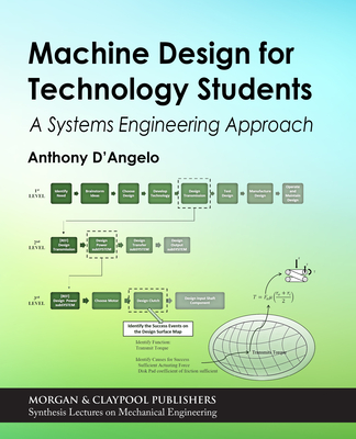 Machine Design for Technology Students: A Systems Engineering Approach-cover