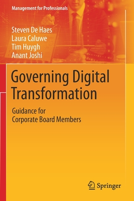 Governing Digital Transformation: Guidance for Corporate Board Members-cover