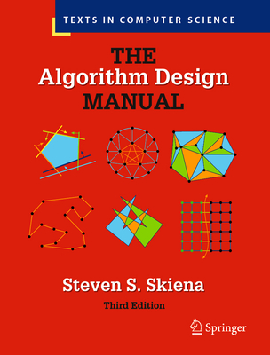 The Algorithm Design Manual, 3/e (Hardcover)