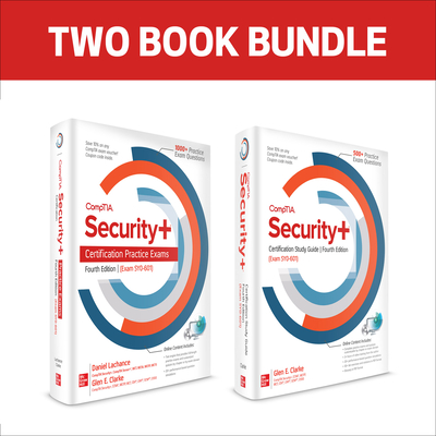 Comptia Security+ Certification Bundle, Fourth Edition (Exam Sy0-601)-cover