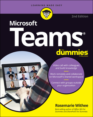 Microsoft Teams for Dummies-cover